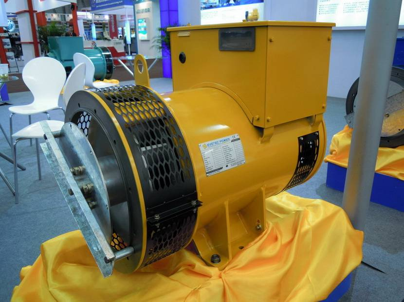 a.c synchronous generator/alternator 322KW