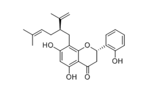 High Quality 98% Kushenol A 99217-63-7 Flavonoids for Research Use