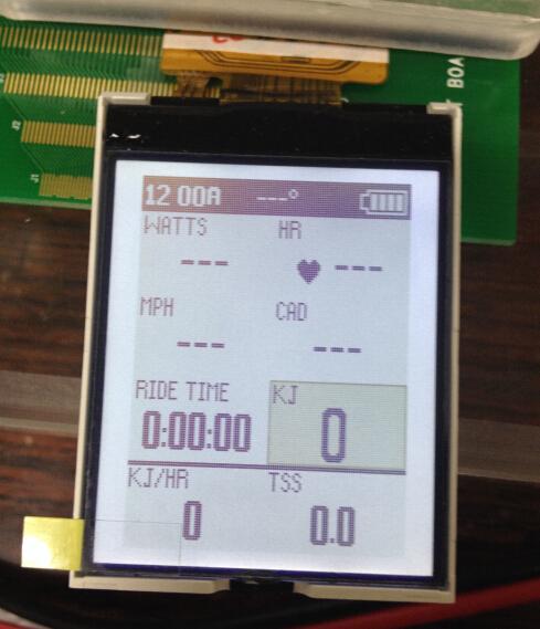 160X128 LCD Module
