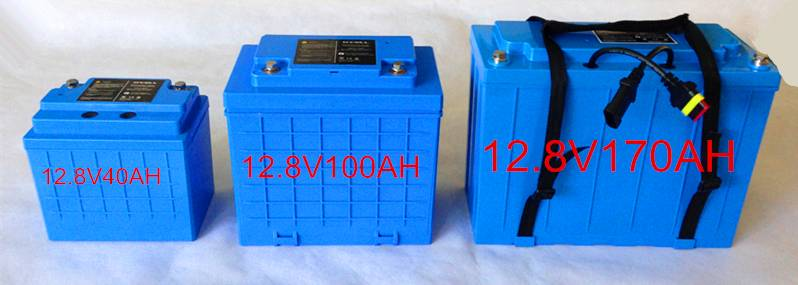 OCELL Lithium Deep Cycle battery 12V20Ah LiFePO4 Battery Pack for Portable Power
