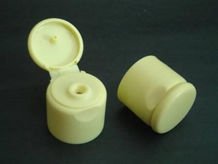 24/410 plastic dispensing flip top cap closure