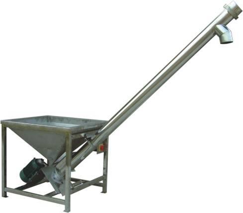 Powder feeding machine