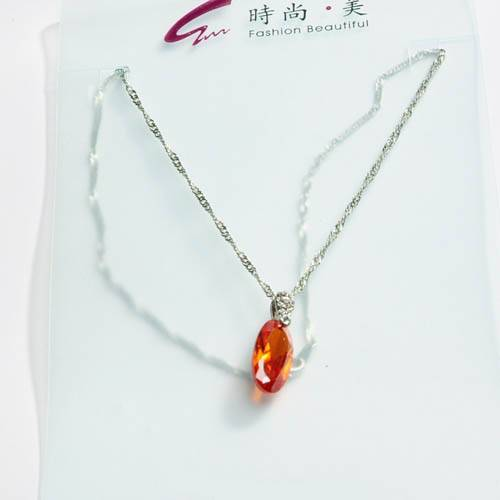 selling crystal  pendant jewelry NK007