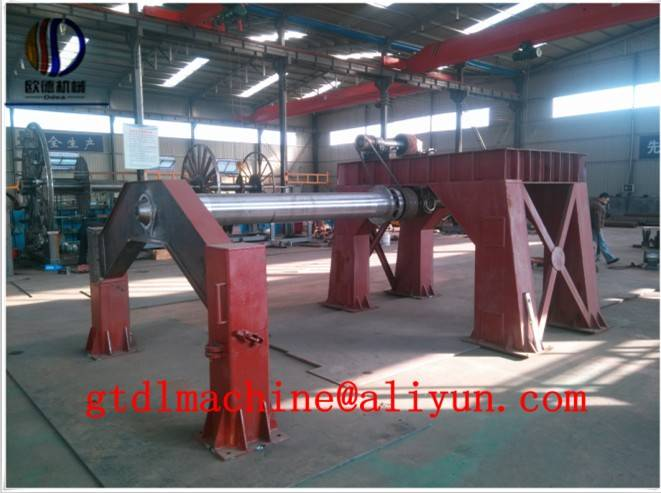 Precast Culvert Pipe Making Machine of 300x2440