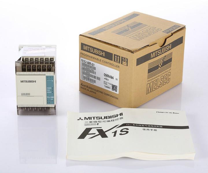 FX1S-14MR-001 for Mitsubishi PLC