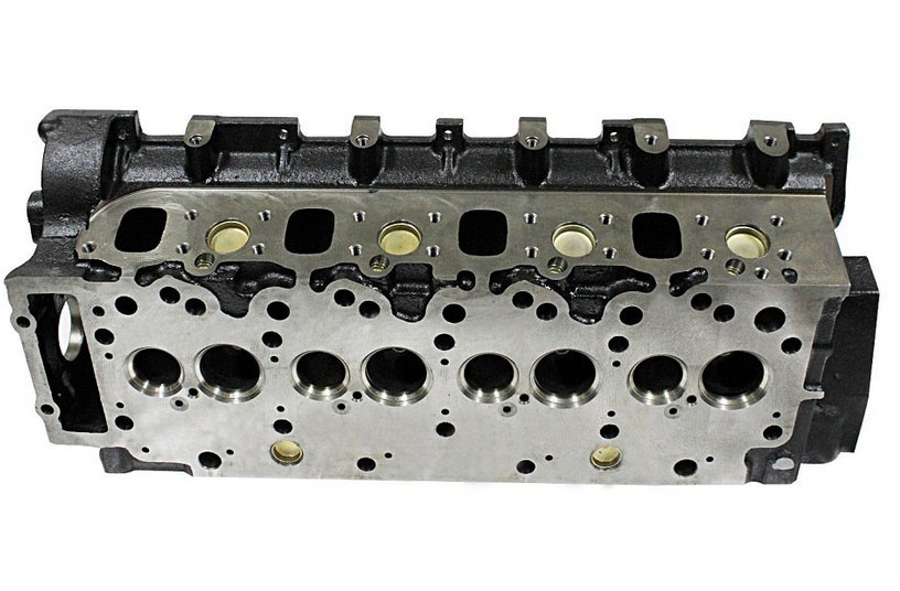 cylinder head of ISUZU 4HF1