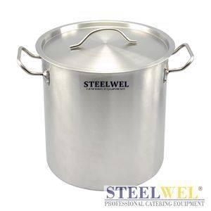 steelwel stock pot