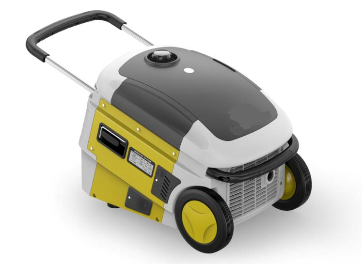 3KW Smart Portable Inverter Gasoline Generators