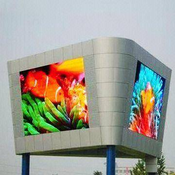 P10 outdoor fullcolor led display