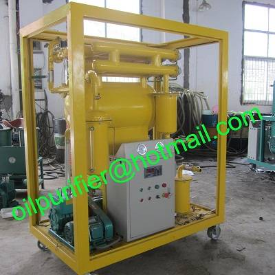 Portable Transformer Oil Treatment Plant,Insulating Oil Recovery System