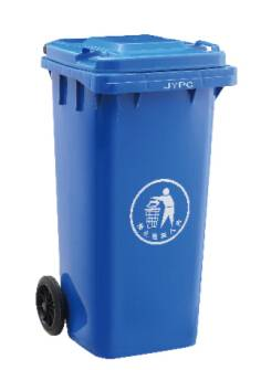 plastic  dustbin(120L)trash bin, trash can, garbage bin, garbage can, wastebin,