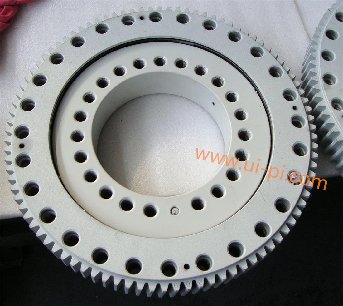 galvanized slewing bearing for crane