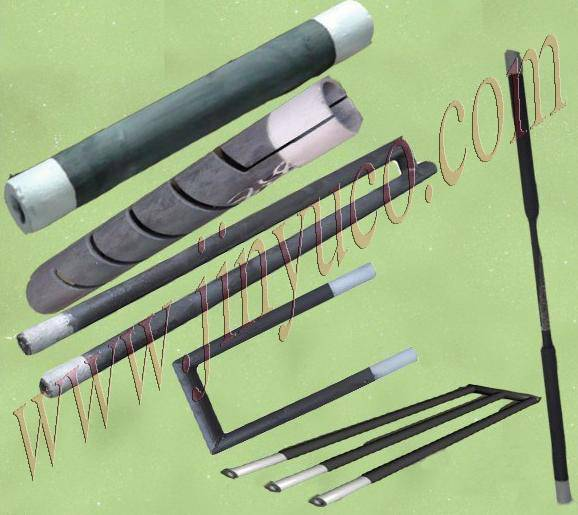 1600 SiC heating elements (ISO9001)