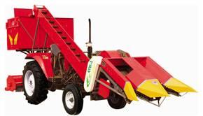Corn Combine Harvesters