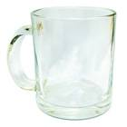 Glass Mug,Clear