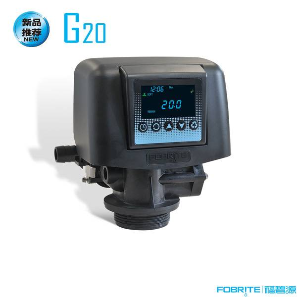 G20 Series Control Valve for Water-Softening, Digital Type