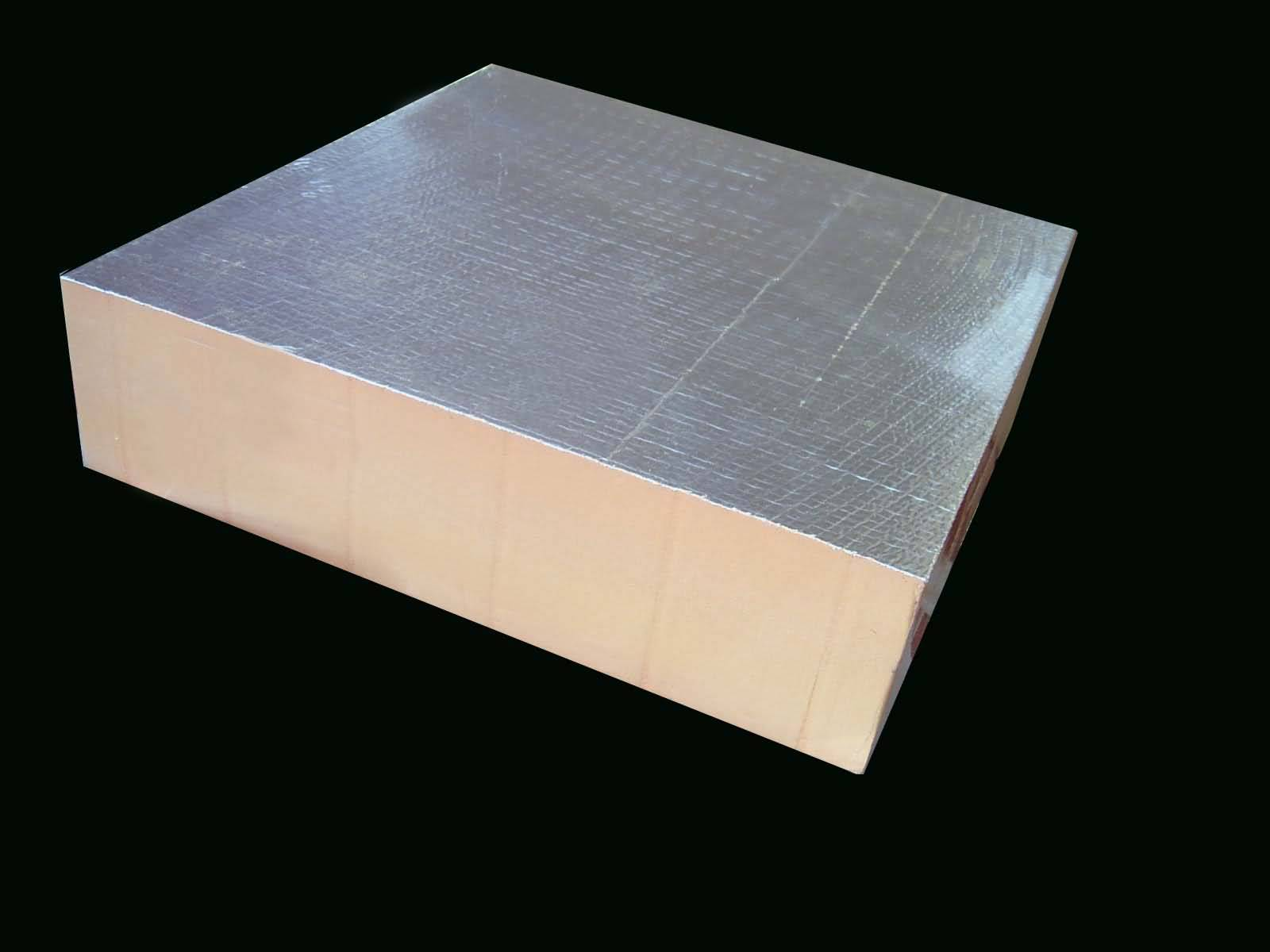 Phenolic foam thermal insulation board