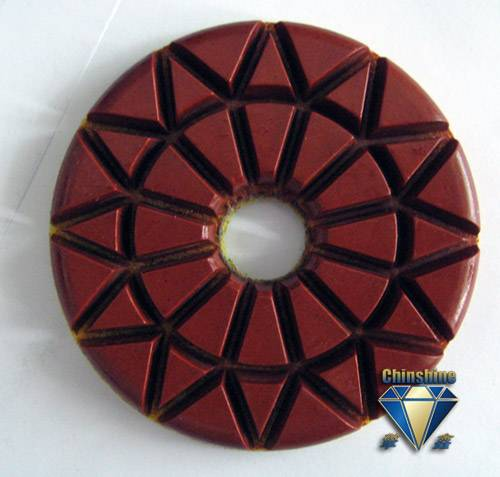 Resin Floor Diamond Polishing Pads