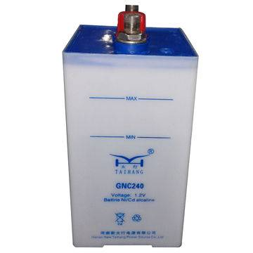NI-CD Sintering Rechargeable Battery KPX240