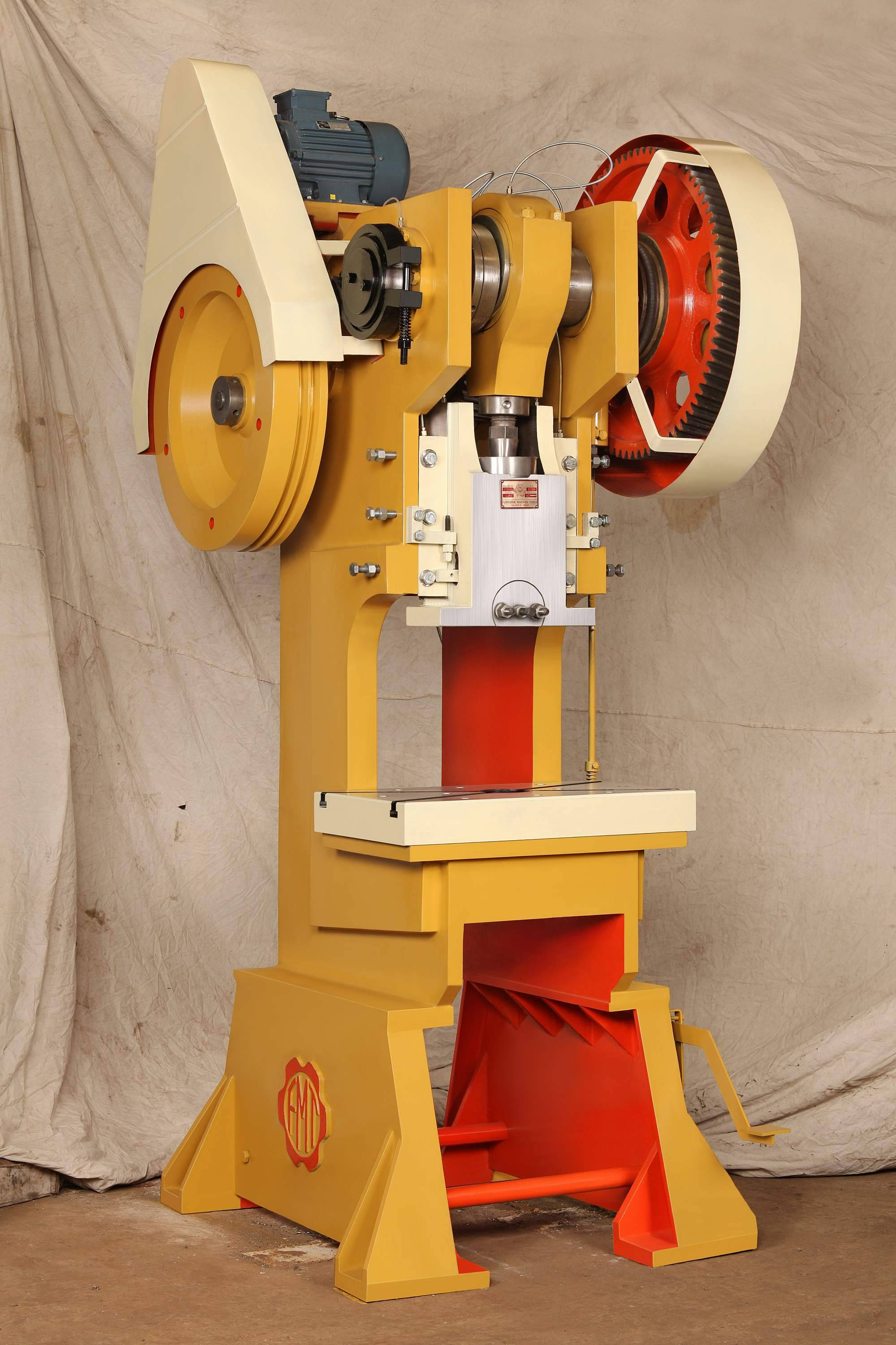 FMT Brand Single Gear Power Press