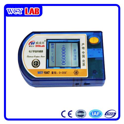 USB Electric Compass Sensor with LCD Screen