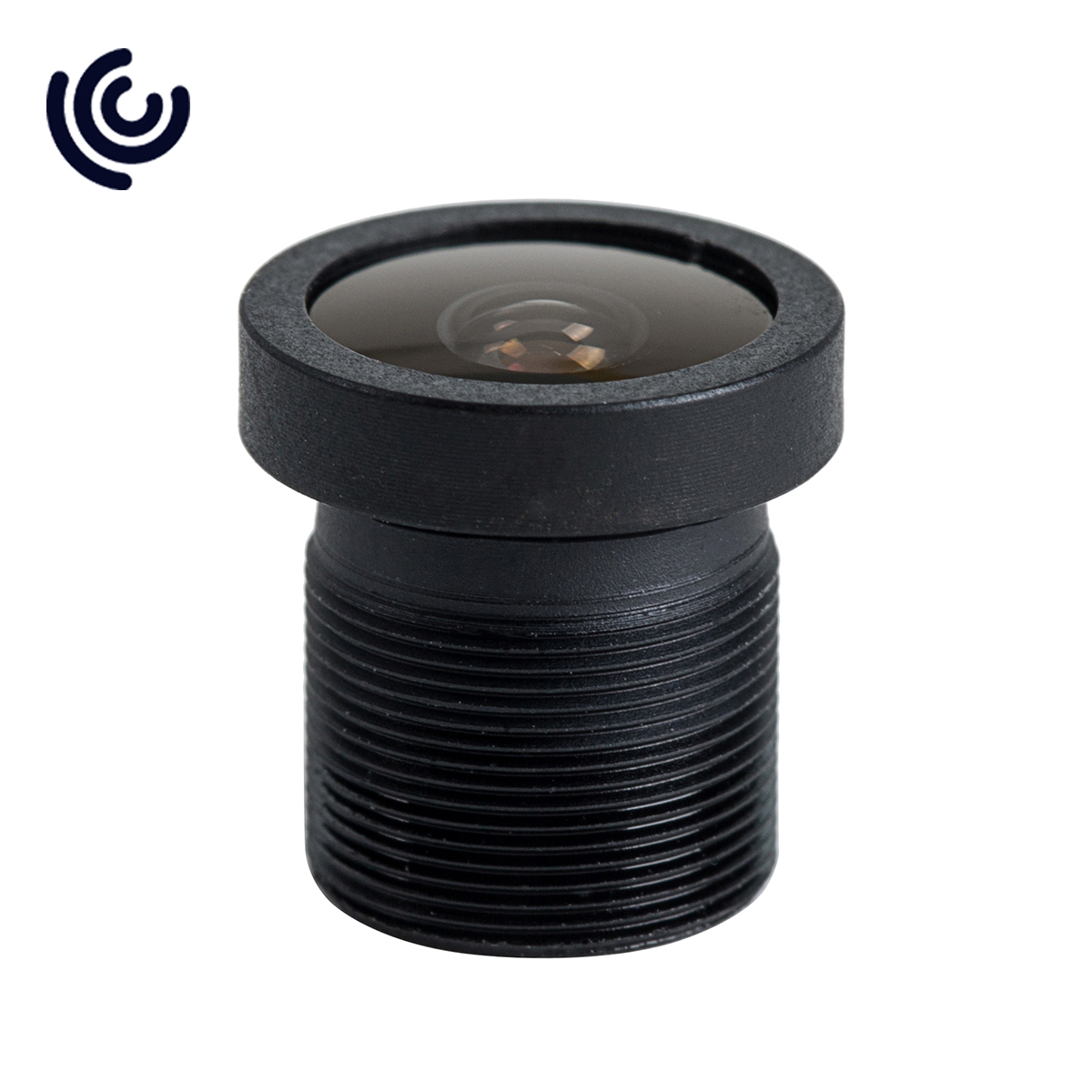 "1/2.5"" 3.65mm with M8 mount DFoV 120 Degree Wide Angle Lens"