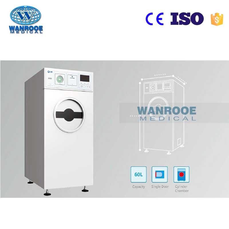 PS60T Hydrogen Peroxide Low Temperature Gas Plasma Sterilizer