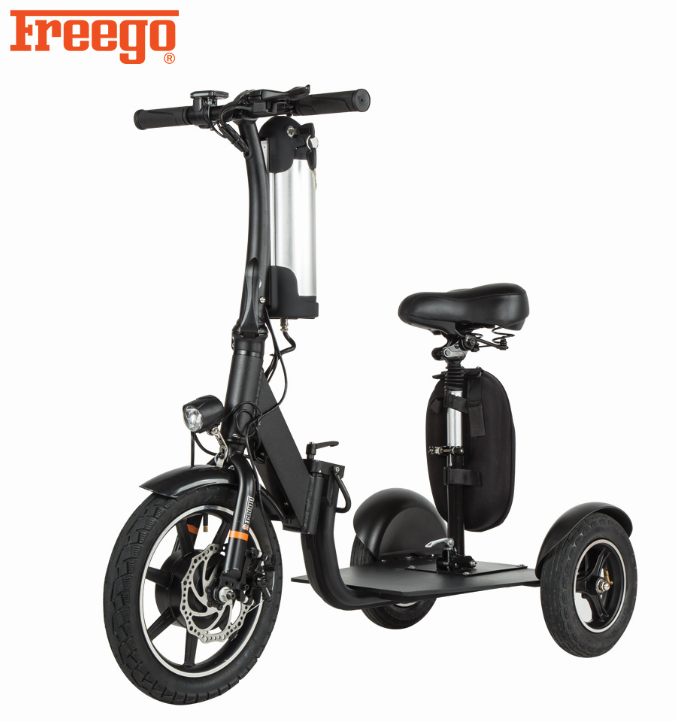 2018 New Design Folding Electric Scooter With Seat For