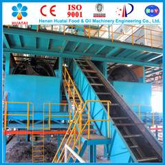 2016 China Huatai Brand Palm Oil Complete Processing Line Equipments Plant Feeding conveyor