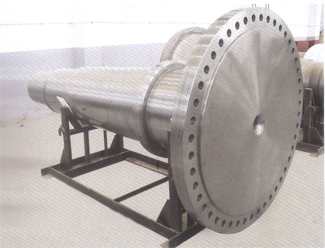 OEM Wind Turbines Forging main shaft