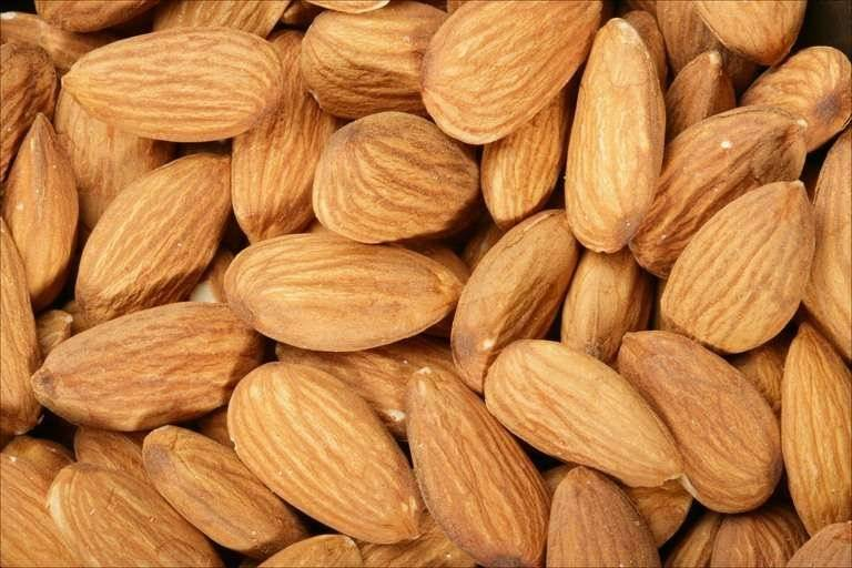 Raw Almond Nuts - Almond nuts Grade A hot sales
