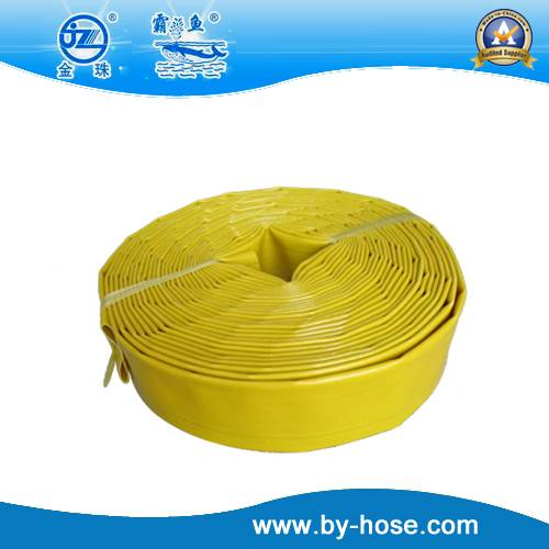Colorful PVC Layflat Hose in China Factory