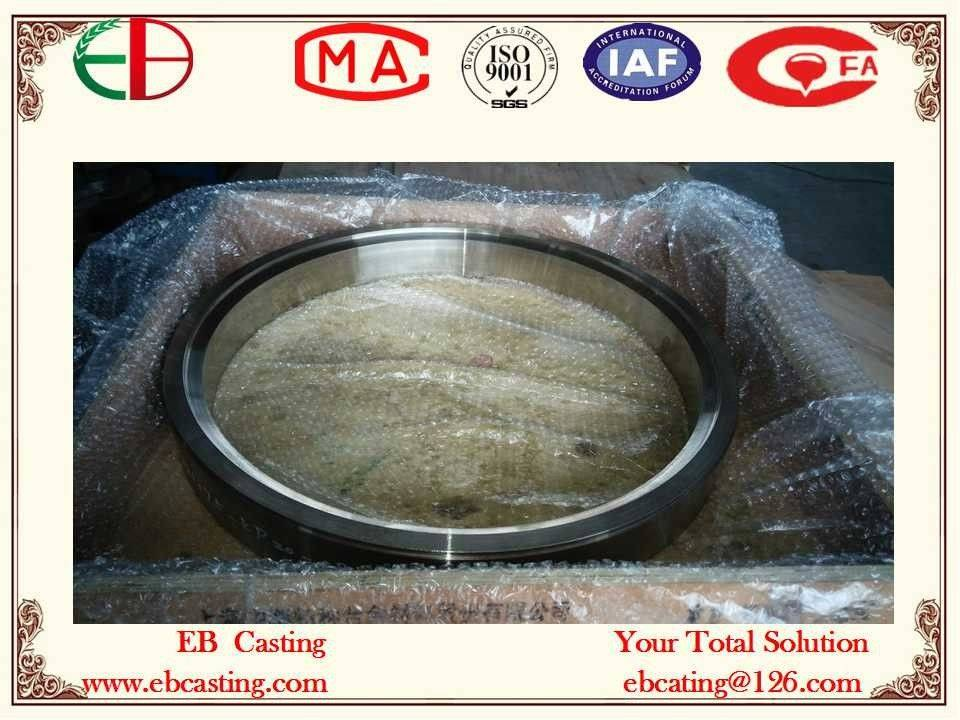 Packed Fully Machined ASTM A494 CZ100 Centrifugal Casting Ring EB13046