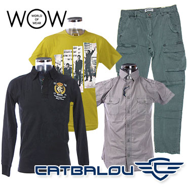 CATBALOU clothes for men wholesale