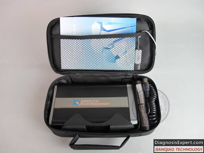 2013 Hot Sale Portable Quantum Analyzer QMA302 With Chinese&English Version