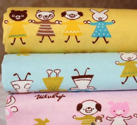 100% cotton printed & brushed flannel blanket