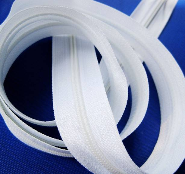 Nylon zipper long chain/continuous zippers