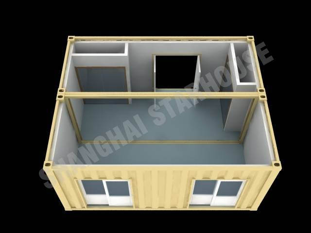 Modified Containers for Accommodation