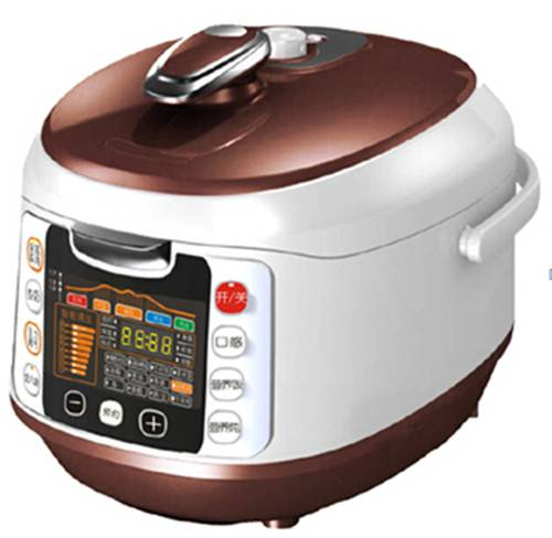 Intellignet Control Electric Pressure Cooker