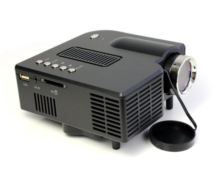 G42 Portable DIY HD Mini LED Home Theater Projector