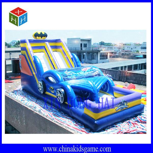 Good quality outdoor children playground, inflatable jump house