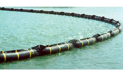 PVC Inflatable Oil Booms