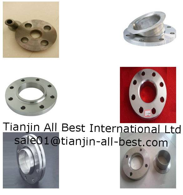 Lap joint flanges - ANSI B16.5