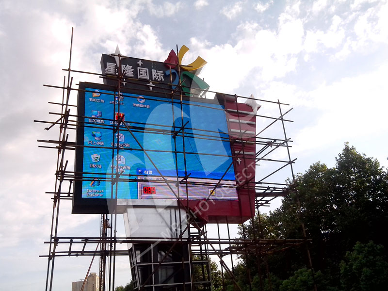 P10, P16, P20 Advertising LED Display Sale (IP65)
