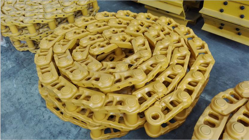 Excavator Track Chain Assembly