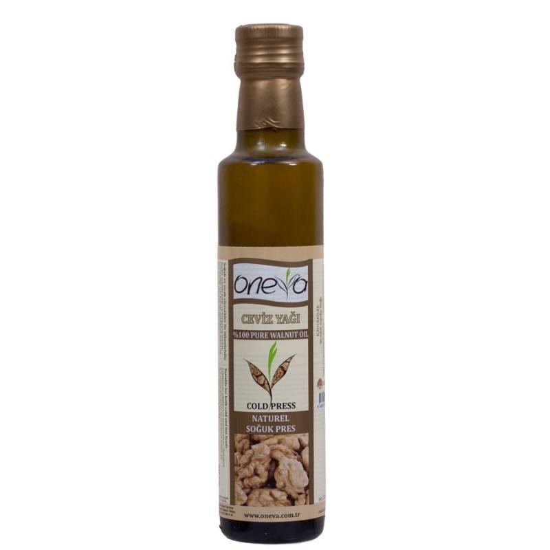 Oneva Brand First Cold Pressed Walnut Oil