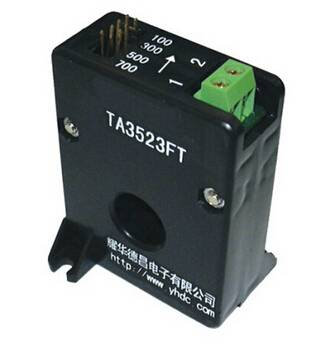 0-10/30/50/70A variable range current transformer