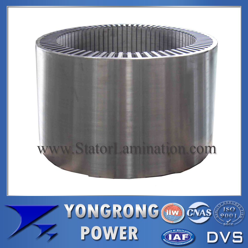 Premium Efficiency High Voltage Electric Motor Stator Core