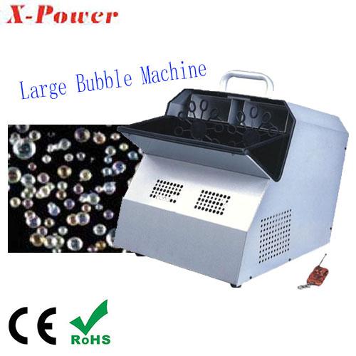 large bubble maker machine