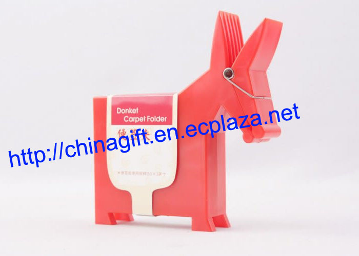 Donkey Shaped Memo Holder Clip